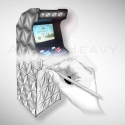 Borne arcade personnalisée  Si vous souhaitez une borne personnalisée à votre gout, n'hésitez pas à nous contacter !