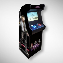Borne arcade TIME CRISIS Borne d'arcade de la marque TIME CRISIS marque très connue dans l'arcade !