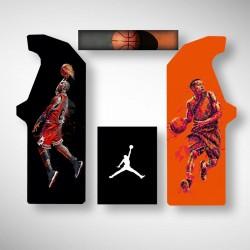 Stickers pour borne arcade Basketball