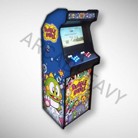 Borne arcade Bubble Bobble Borne d'arcade référence Bubble Bobble l'une de nos préférée !