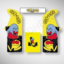 Stickers pour borne arcade PACMAN
