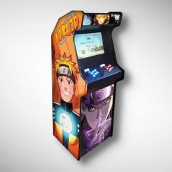 Borne arcade NARUTO Borne d'arcade référence Naruto