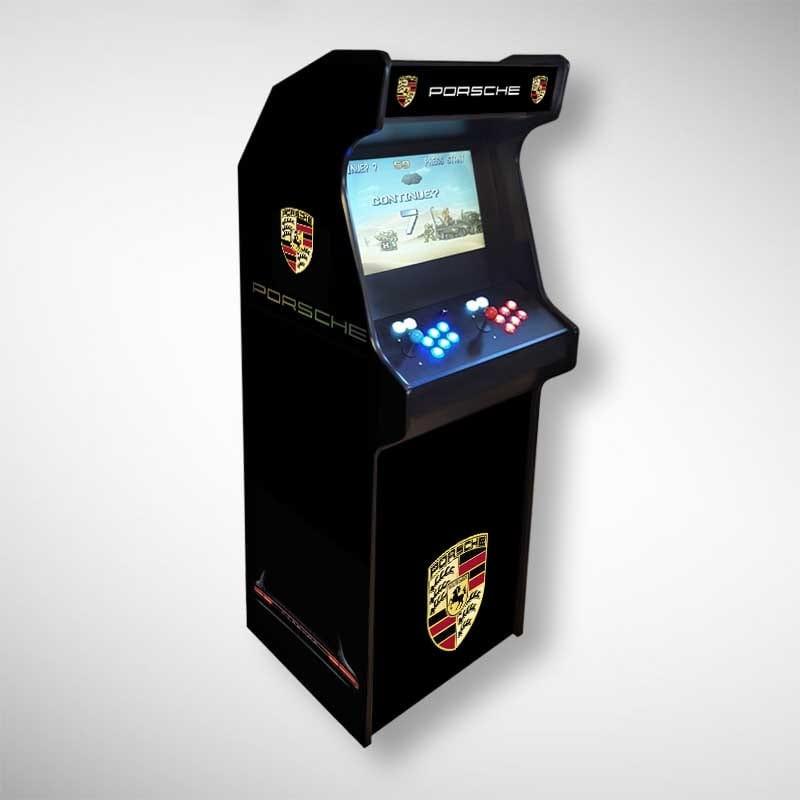 Borne arcade Porsche Borne d'arcade référence Porsche