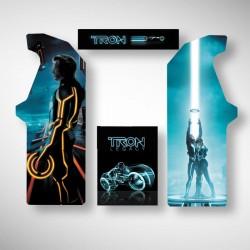 Stickers pour borne arcade TRON