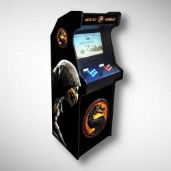 Borne arcade MORTAL KOMBAT Borne d'arcade du jeu video MORTAL KOMBAT
