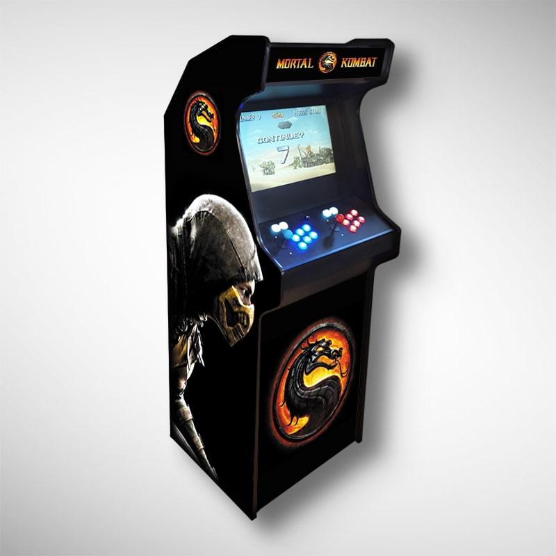 Pourquoi acheter ? Choisir sa borne d'arcade sur Nantes ou dans les environs