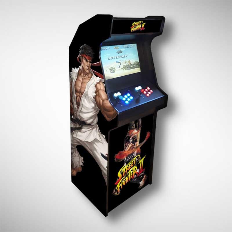 Il est important de bien choisir sa borne d'arcade Choisir sa borne d'arcade Street Fighter sur Nancy ou dans les environs