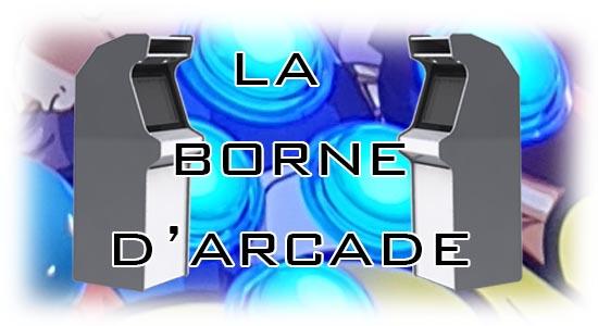 Présentation de la borne d'arcade de la société Arcadheavy