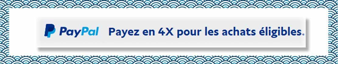 Possibilité de payer en 4 fois sans frais ! moins de 400€ par mois la borne d'arcade !